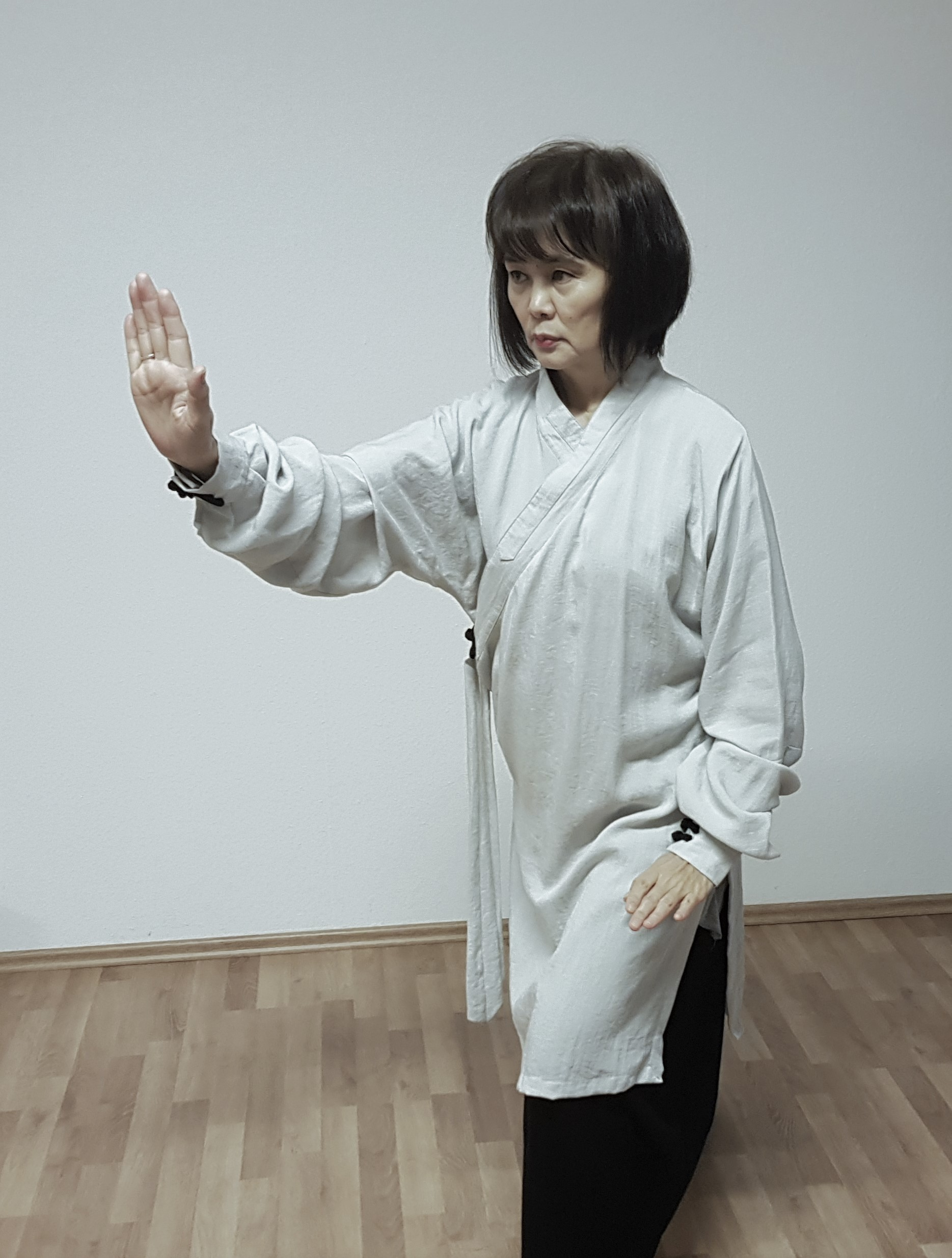 Wu Tai Chi Wien Einsteiger-Anfängerkurs 15 Bewegungen Kurzform